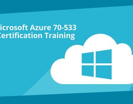 Microsoft Azure 70-533 Certification Training