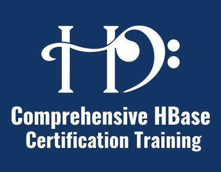 Comprehensive HBase Certification Training