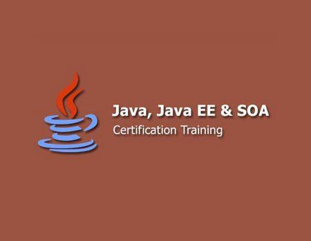 Java, Java EE & SOA Certification Training