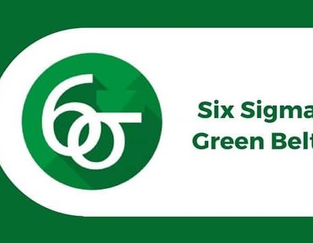 Six Sigma Green Belt Certification Training